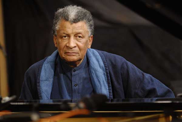 Abdullah Ibrahim Fugard Theatre piano