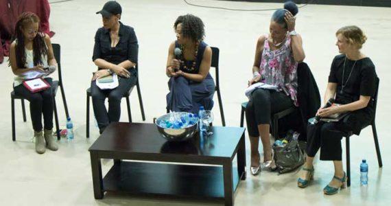 Albertina Sisulu Women War Struggle Stories Market Theatre
