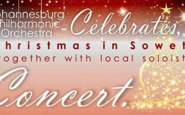 Johannesburg Philharmonic Orchestra JPO Christmas concert