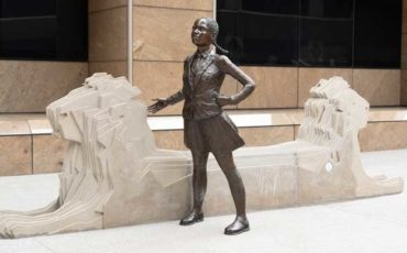 RMB Fearless Girl Rand Merchant Bank