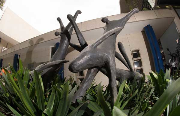 University of Pretoria sculpture museum