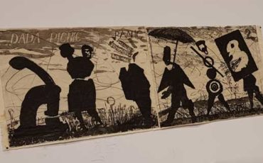 Artist Proof Studio William Kentridge Investec Cape Town Art Fair