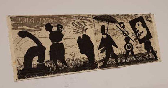Artist Proof Studio William Kentridge Investec Cape Town Art Fair