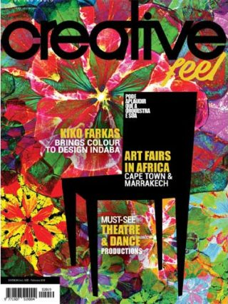Creative Feel February 2019 magazine art culture South Africa