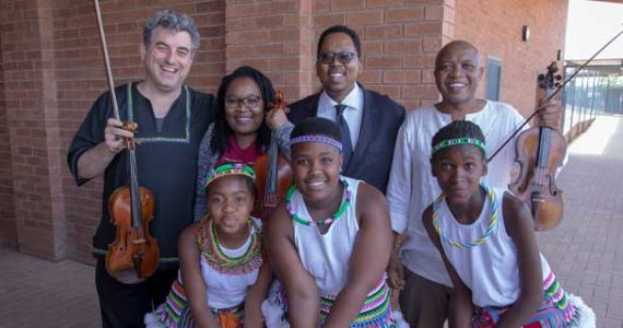 JPO Soweto EduConcerts music Johannesburg Philharmonic Orchestra
