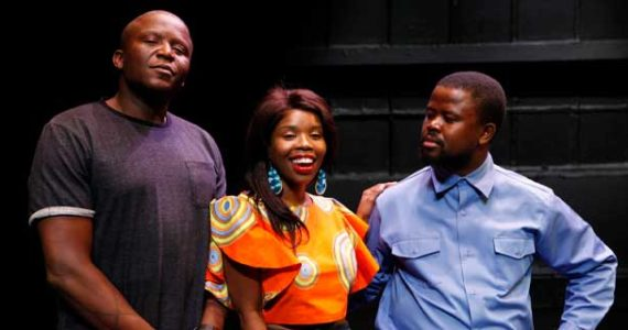 Market Theatre Nailed South African Theatre play