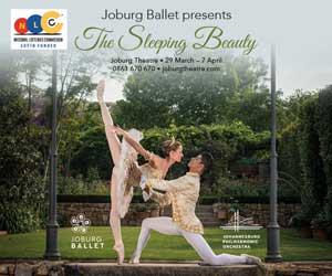 The Sleeping Beauty Joburg Ballet 300×250