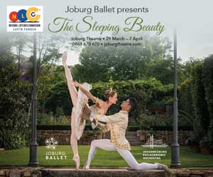 The Sleeping Beauty Joburg Ballet 300×250