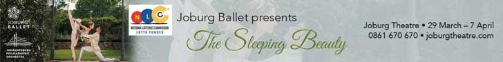 The Sleeping Beauty Joburg Ballet 728×90