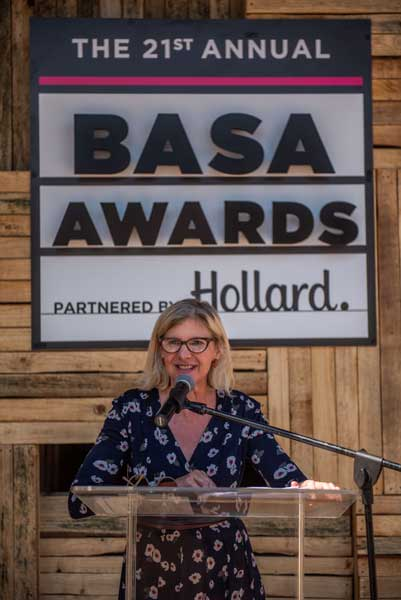 Business and Arts South Africa BASA Michelle Constant