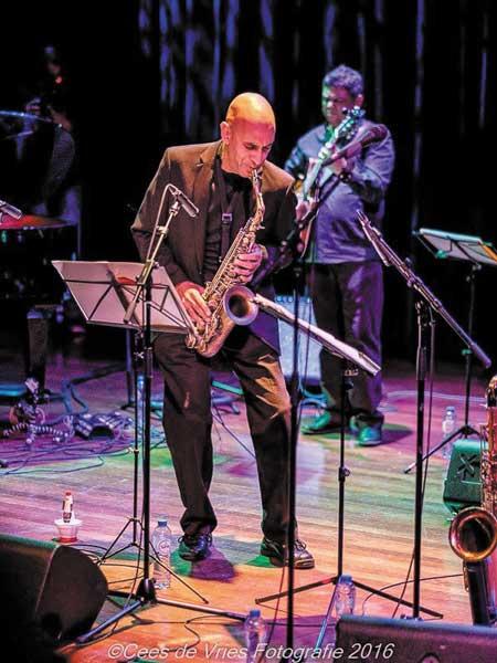 Karendra Devroop RMB Starlight Classics music concert saxophone