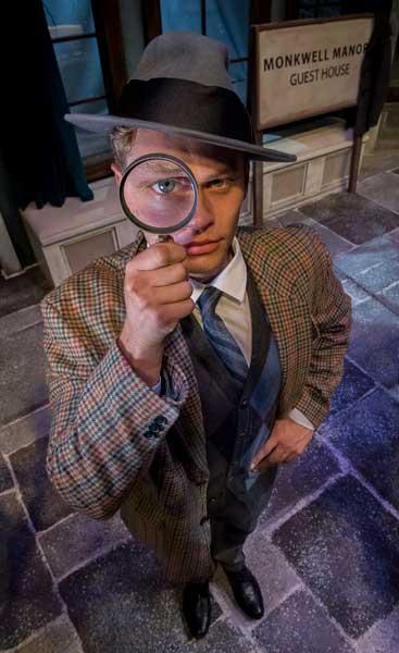 The Mousetrap Agatha Christie Pieter Toerien