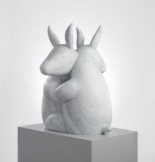 Everard Read Brett Murray art sculpture