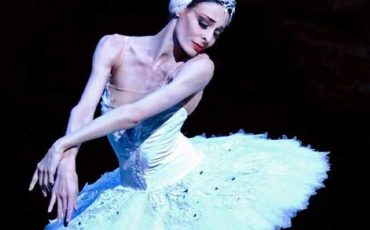 Joburg Ballet Sleeping Beauty Anais Chalendard