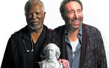 John Kani Sir Antony Sher Kunene and the King Fugard Theatre