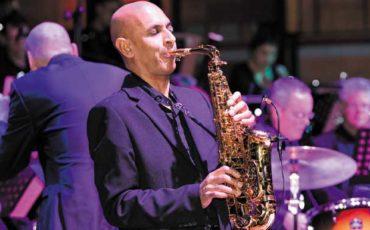 Karendra Devroop Starlight Classics music concert saxophone