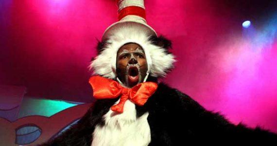 Seussical The Musical Jr Joburg Theatre children people kids Dr Seuss book