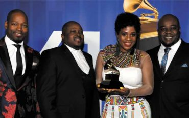 Soweto Gospel Choir South Africa GRAMMY award