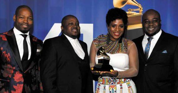 Soweto Gospel Choir South Africa GRAMMY award