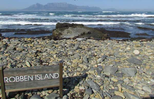 #25years 25 years democracy Robben Island South Africa heritage