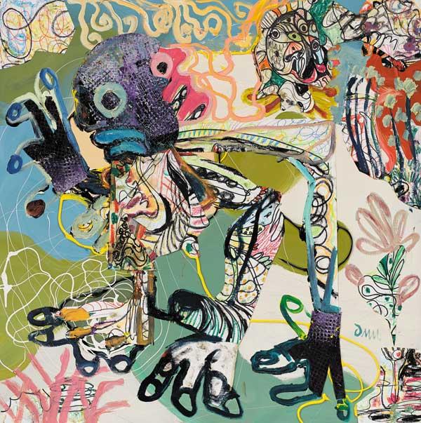 John-Michael Metelerkamp Candice Berman contemporary art gallery