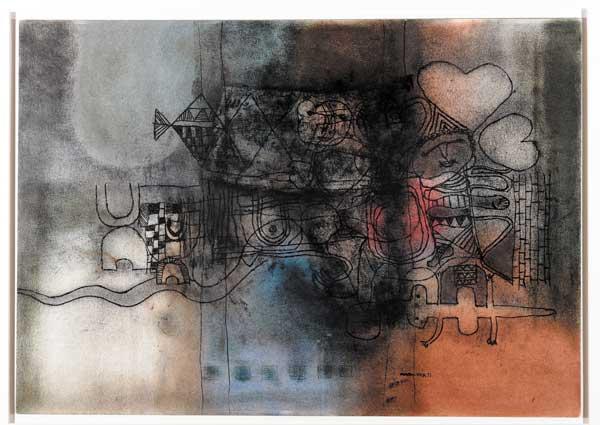 Standard Bank Gallery Black Aesthetic Louis Khehla Maqhubela
