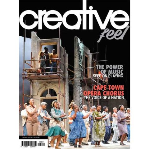 Creative Feel March 2019 art culture creative lifestyle South Africa magazine