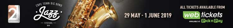 Cape Town Big Band Jazz Festival 2019 leaderboard