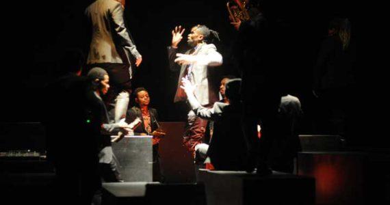 Flanders contemporary dance Requiem pour L.