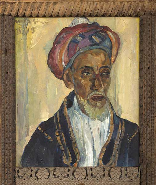 Irma Stern Arab Strauss & Co art auction world record