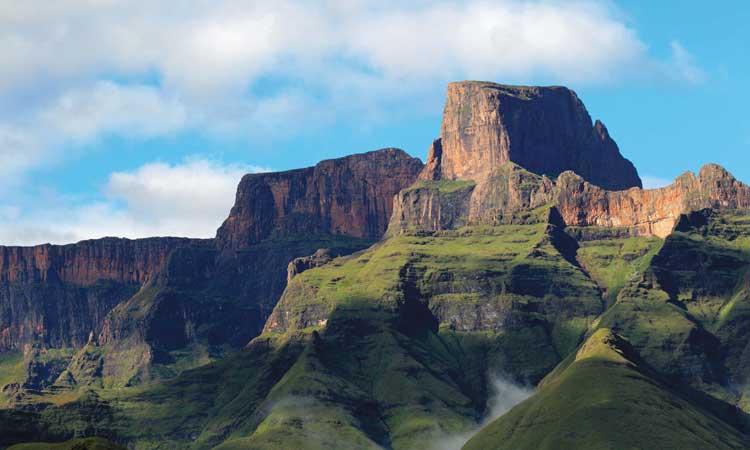 #25years 25 years democracy South Africa heritage uKhahlamba Drakensberg Park