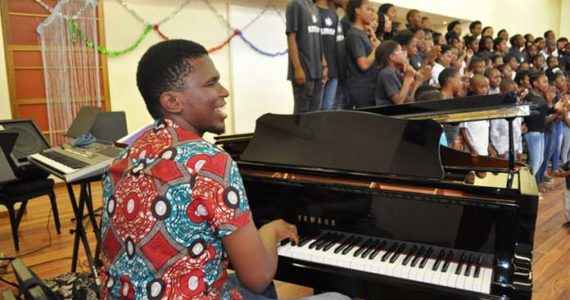 Morris Isaacson Centre for Music Soweto
