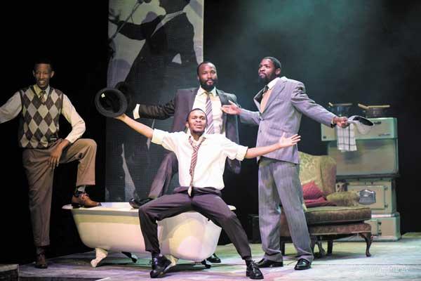 Sophiatown Joburg Soweto theatre