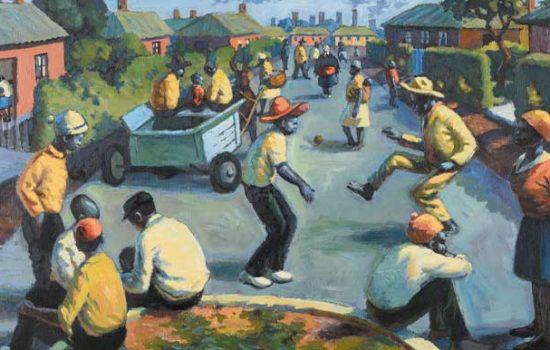 Standard Bank Gallery Black Aesthetic George Pemba