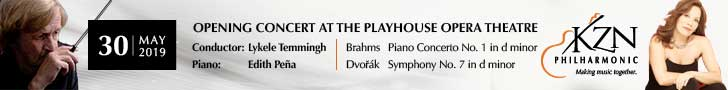 KZNPO 2019 Winter Season Concert 1