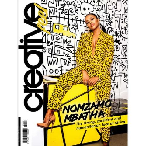 Creative Feel May 2019 South African arts culture lifestyle Johannesburg Cape Town magazine
