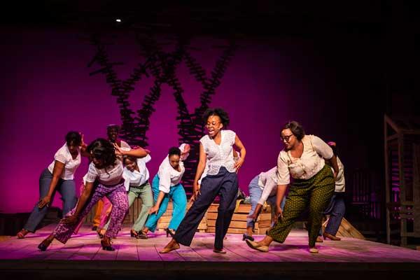 Joburg Theatre Color Purple Colour