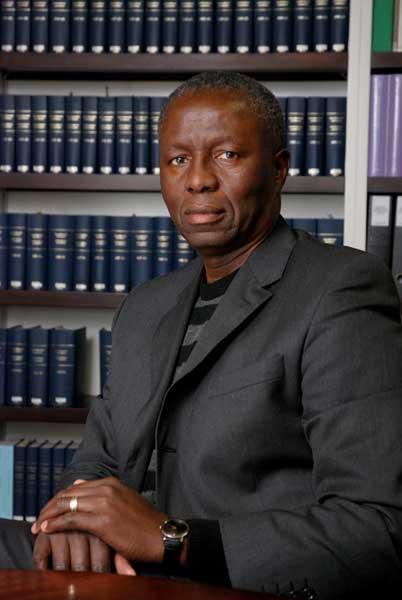 Justice Dikgang Moseneke 25 years democracy