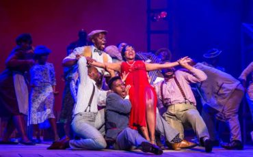Joburg Theatre Color Purple Colour