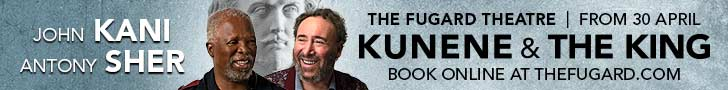 Kunene and the King – Fugard Theatre