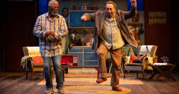 Kunene and the King Fugard Theatre John Kani Antony Sher