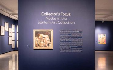 Norval Foundation Sanlam Art Collection nudes