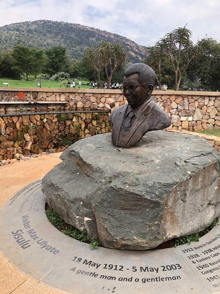 SA Tourism Sisulu Circle Garden Walter Sisulu National Botanical Garden