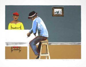 Wits Art Museum Sam Nhlengethwa Retrospective