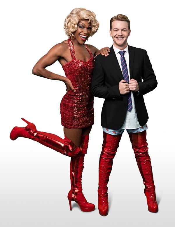 musical Kinky Boots Fugard Theatre Cyndi Lauper