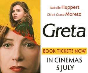 Greta Book Now Cinema Nouveau 300 x 250