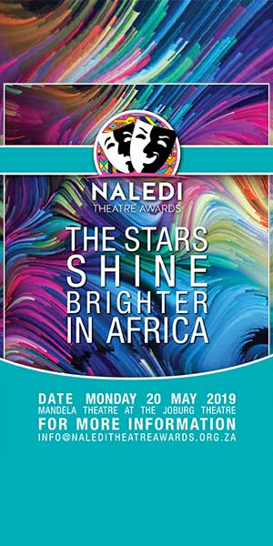 Naledi Theatre Awards 2019 leaderboard 300 x 600