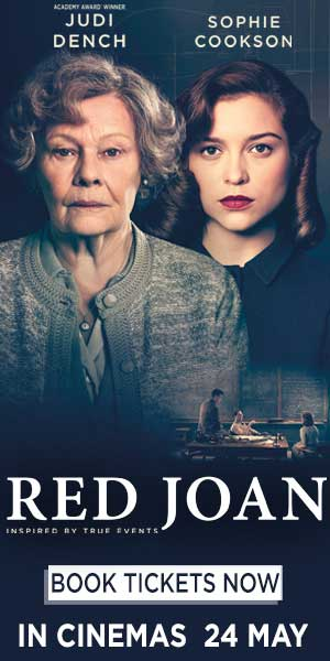 Red Joan Cinema Nouveau 300 x 600