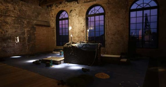 SA Pavilion Venice Biennale