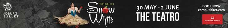 Joburg Ballet Snow White leaderboard